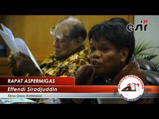 Embedded thumbnail for Rapat Kerja ASPERMIGAS Sesion 1